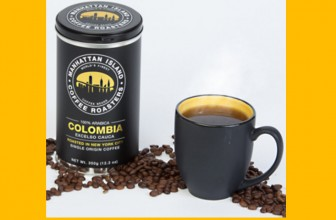 FREE Manhattan Island Coffee Sample