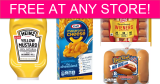 FREE Groceries at ANY Store!