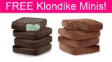 FREE Klondike Minis Ice Cream!
