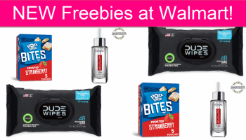 New Freebies at the Freeosk!