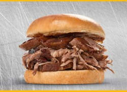 RUN!!!! Get a FREE Pulled Pork Sandwich from Sonny's BBQ!