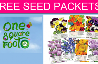 FREE Seed Packets by Mail!