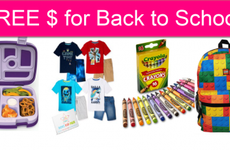 FREE $25 for Back to School At Walmart!