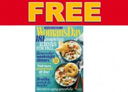 FREE Subscription to Women's Day Magazine
