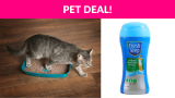 63% OFF! Fresh Step Cat Litter Crystals