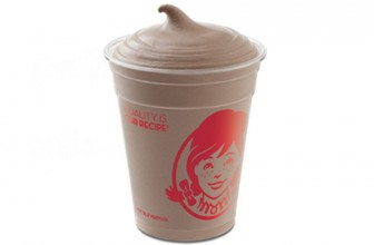 FREE Wendy's Frosty for ALL of 2018!
