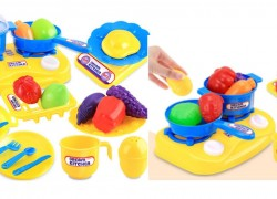 26 PC Cooking Pretend Play Set Toy ONLY $6.59!