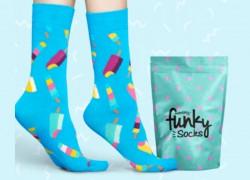Win a YEARS worth of Funky Socks!