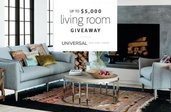 Win a $5,000 Furniture Shopping Spree!