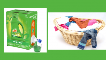 Gain Detergent Eco Box – BIG PRICE CUT!