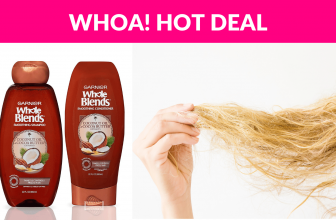 Garnier Hair Care Whole Blends Kit