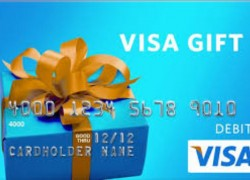 WINNER EVERYDAY – $100 Visa Gift Card !