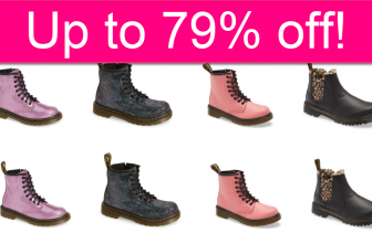 Girls' Doc Marten Shoes up to 79% off! Buy Online!