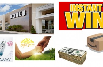 CRAZY HOT List Of SWEEPSTAKES !  50+ Instant Wins & CASH!