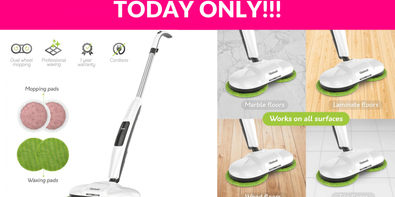41% OFF Gladwell Cordless Mop