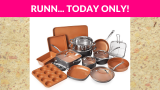 30% OFF! Gotham Steel 20pc Cookware