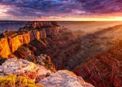 Win an all-expense paid trip to the Grand Canyon National Park for 4!!