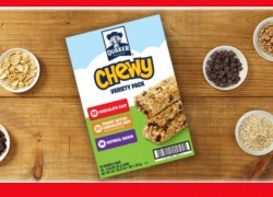 Quaker Chewy Granola Bars Just $0.16 Each