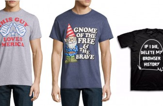 HOT BUY! JCPenney : Graphic Tees for ONLY $3.50 !