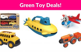Green Toys Deals!