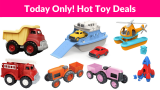 Hot Deals on Green Toys
