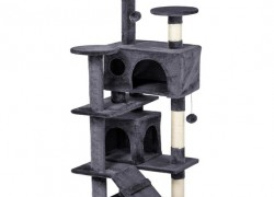"""ENTER TO WIN A  53"""" Cat Tree Tower"""
