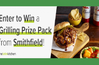 Enter to Win a Grilling Prize Pack