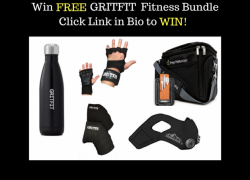 Win a Fitness Bundle Valued at over $150.