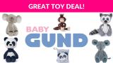 GUND Plush Animal Toys!