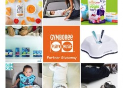 [ WOW! ] Win a HUGE Gymboree Play& Music Partner Set !