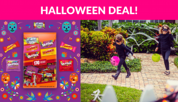 Halloween Candy Bag, 170 Fun Size Pieces