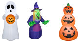 MEGA Halloween Inflatables Sale! Just $14.97 SHIPPED!