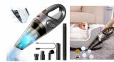 Handheld/Car Vacuum HOT PRICE WITH CODE!