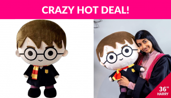 Harry Potter 36″ Inflatable Plush