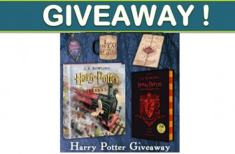 Any Harry Potter Fans?? Win Books and Swag!!!