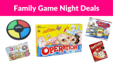Today Only! Save Up To 56% Off Hasbro Games