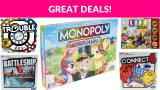 Cyber Monday Deals on Hasbro Games