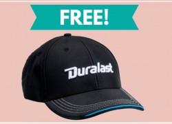 TOTALLY Free Baseball Hat!