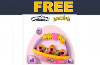 FREE Hatchimal's Scavenger Hunt !