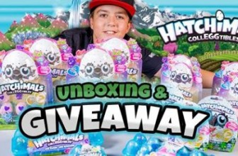 Win a Hatchimals Colleggtibles Assorted Collection!