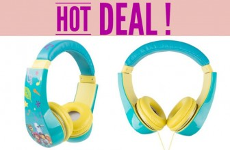 RUN! Beat Bugs Kids Safe Wired Headphones ONLY $4.99 !