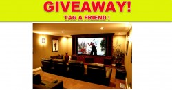[ Instant Win! ] (1,530 Prizes) Win a NEW home theater!