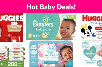 Hot Deal on Diapers & Wipes