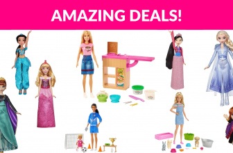 Hot Deals on Disney & Barbie Dolls
