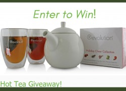Win a Hot Tea Prize Pack!