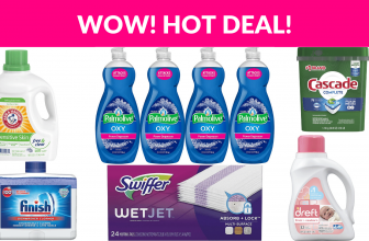 Household Items Hot Deals