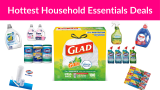 Hottest Household Essentials Deals