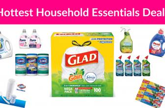 Hottest Household Essentials Deals