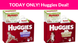 WOW! Huggies Brand Bundle (Up to 30% OFF)