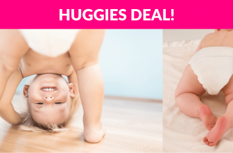 Hot Deal on Huggies Little Snugglers
